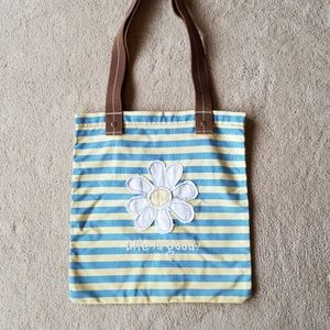$3 if bundled. Life is good tote bag